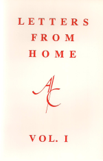 Letters from Home - Volume I