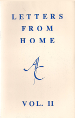 Letters from Home - Volume II