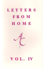 Letters from Home - Volume IV
